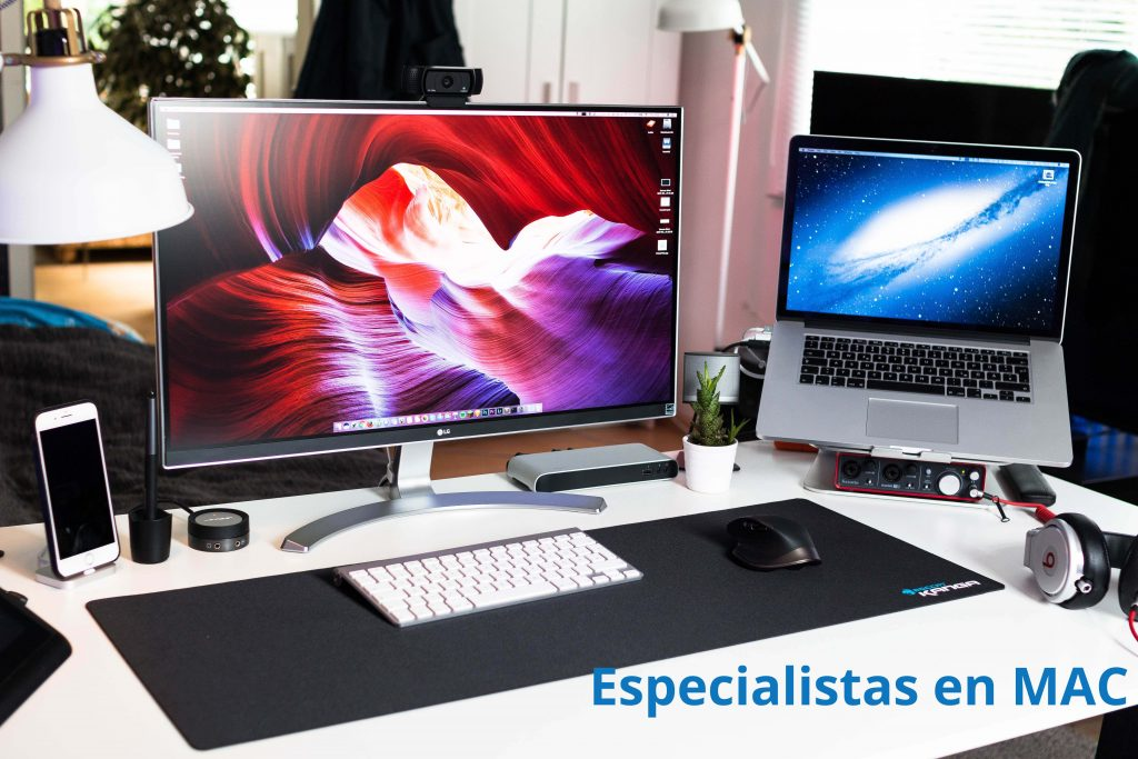 Equipos apple mac