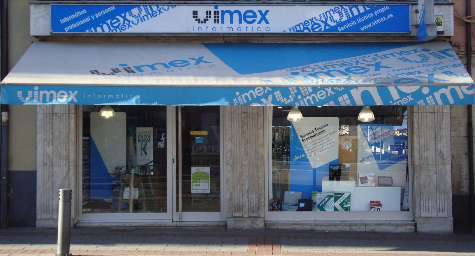 fachada vimex